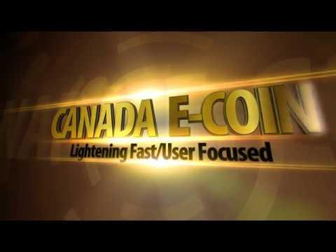 The Canada eCoin/runs twenty times faster than Bitcoin.