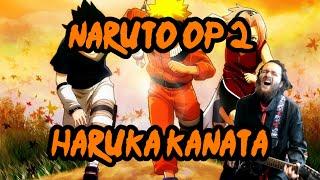 "Naruto OP 2 - ""Haruka Kanata"" Full Size 【Guitar Cover】|| Jparecki95"