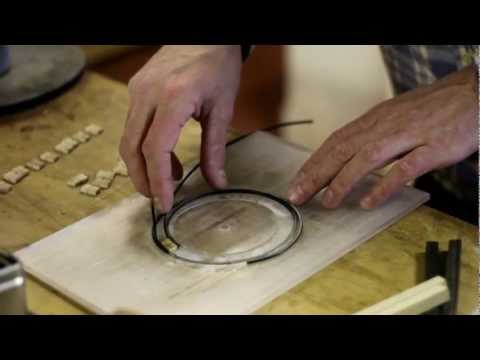 Michael Ritchie ~ Making a Rosette