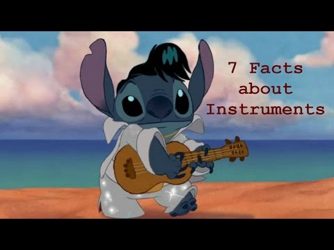 7 Facts about Instruments