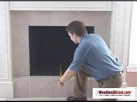 Measuring For Fireplace Heaters
