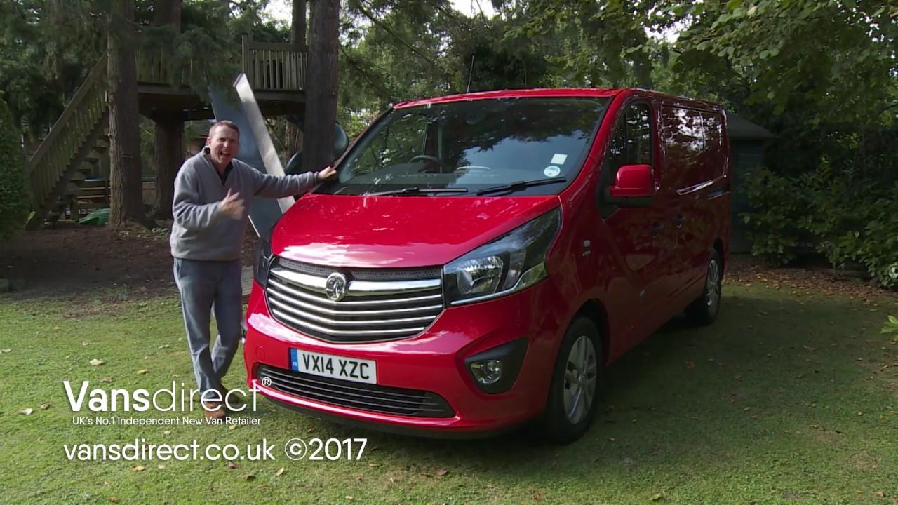 New van battle: Vauxhall Vivaro vs Ford Transit Custom