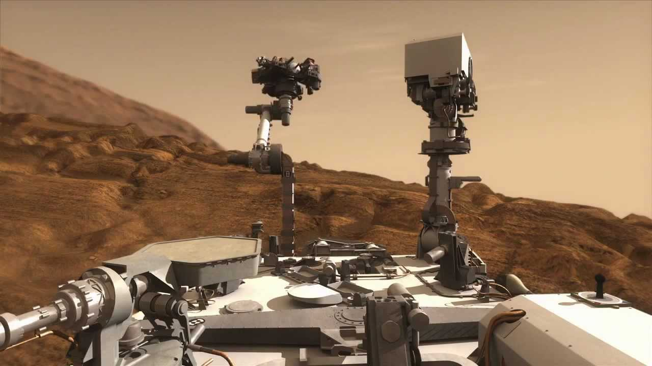 mars exploration rover mission animation - photo #11