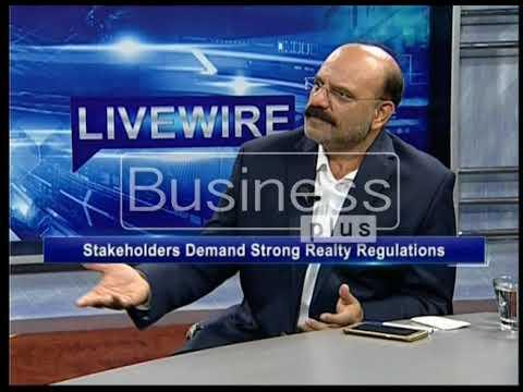 LIVE WIRE | Real Estate Sector | Mahnoor Ali | 13, April 2018 |
