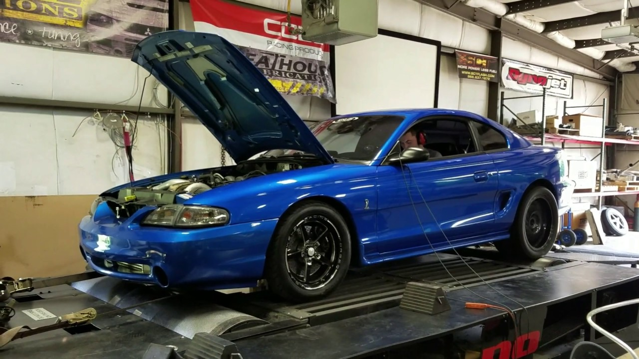 Single Swapped Mustang Sn95 Coyote Turbo