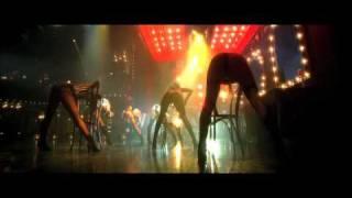 Christina Aguilera - Express (Burlesque) (клип) / 2010 /