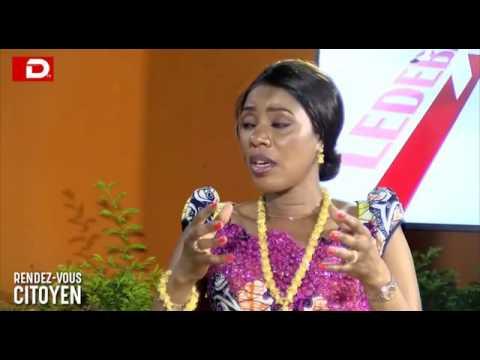 RDV CITOYEN Affoussiata BAMBA LAMINE   'J'ai la légitimité pour me présenter à Cocody'