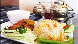 Chef Yassir Masak Nasi Arab Mandi Ayam (middle eastern food recipes)