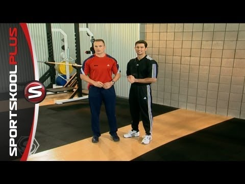Total Body Workout for Baseball Players with Nomar Garciaparra