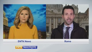 Italy announces new COVID-19 restrictions to prevent second wave | EWTN News Nightly