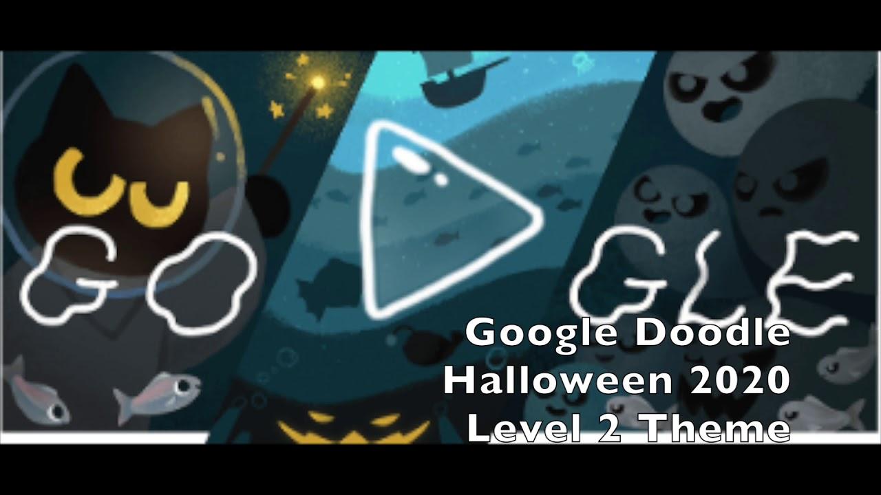 google doodle halloween 2020 level 2 theme gamerip youtube google doodle halloween 2020 level 2 theme gamerip