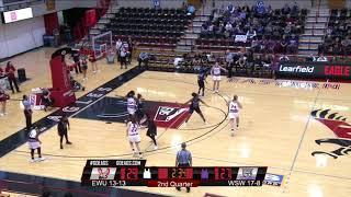 EWU WBB Highlights vs. Weber State (2/22/19)