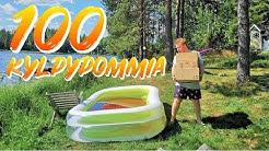 SATA KYLPYPOMMIA UIMA-ALTAASEEN!