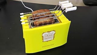 4 Grilled Cheese Gadgets put to the Test - Part 2