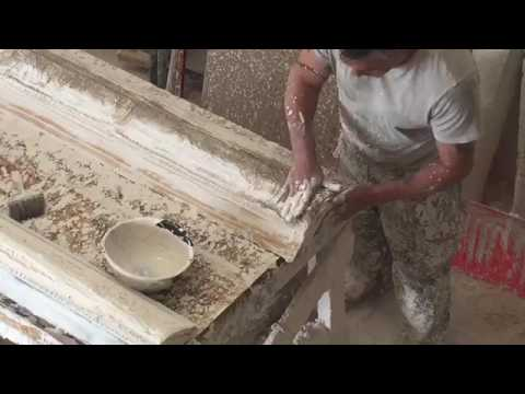 Handmade Plaster Cornice & Coving Manufacture