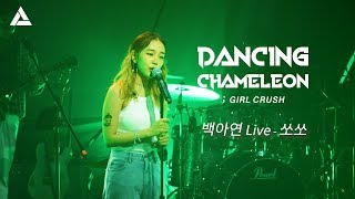 Dancing Chameleon ; Girl Crush…