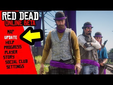 Red Dead Online UPDATE! New Up in SMOKE Gameplay! thumbnail