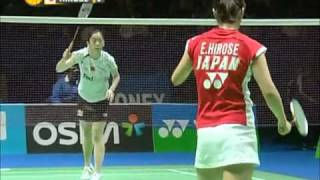 (1/5) 2011 All England Open Badminton Tournament Women
