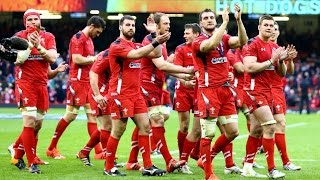 Wales v Ireland, Official extended highlights worldwide, 14th March 2015
