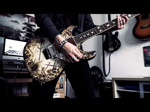 Rammstein - Feuer Frei Live Guitar Cover [4K / MULTICAMERA]