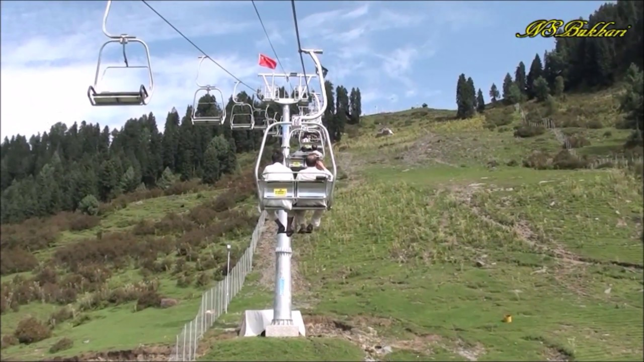 8e7e2b12a4 Summer Tour 2016 (5) Malam Jabba Chairlift - YouTube