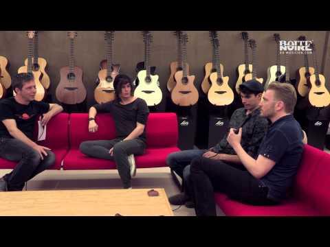 THE VOICE 2015 : interview de Lilian, Côme & Guilhem ( La Boite Noire )