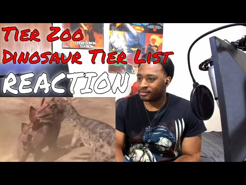 TierZoo - The Dinosaur Tier List REACTION | DaVinci REACTS