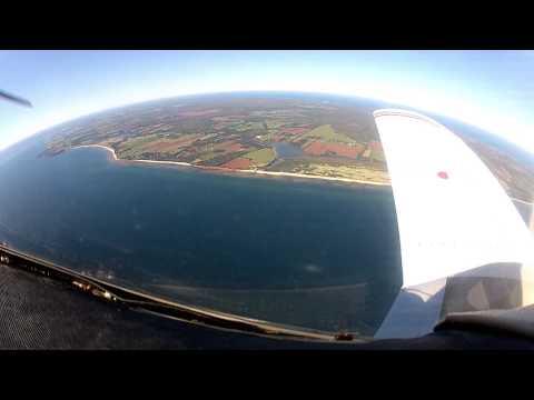 DX Radio Location Scouting Flight - PEI