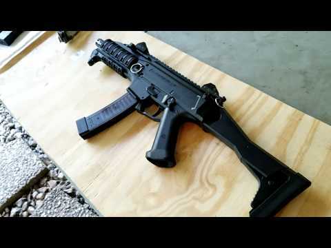 CZ Scorpion 10,000 Rounds Later Review