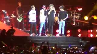 Baixar One Direction - What Makes You Beautiful (Where We Are Tour - São Paulo - 11/05/2014)