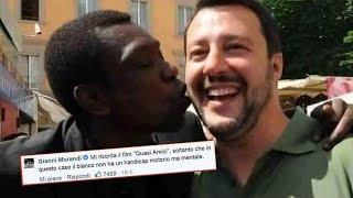 Funweek - gianni morandi commenta una foto del politico matteo salvini: nessuno si sarebbe aspettato delle parole così pungenti dal buon morandi. ecco cosa h...