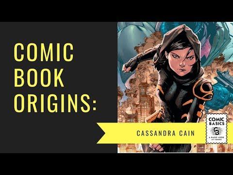 Cassandra Cain - Comic Basics Origins