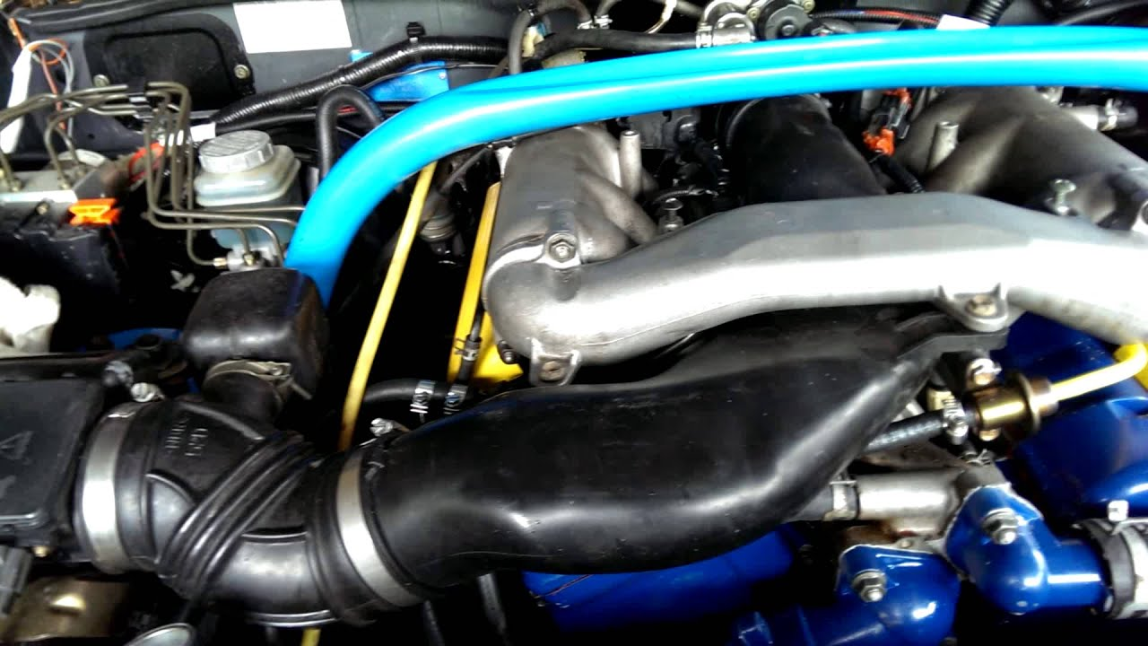 Suzuki Xl 7 After Water Pump Replacement