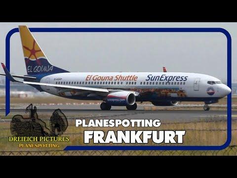Planespotting Frankfurt Airport | Juli 2016 | Teil 1