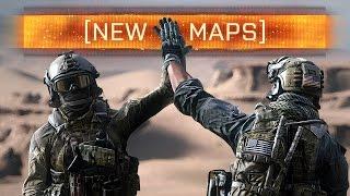 ► New Maps! - Battlefield 4 News