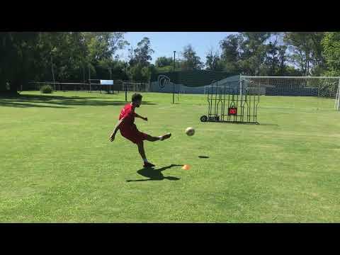 Especialización de los pateadores de Cerro Largo (Uruguay) en CN Sports