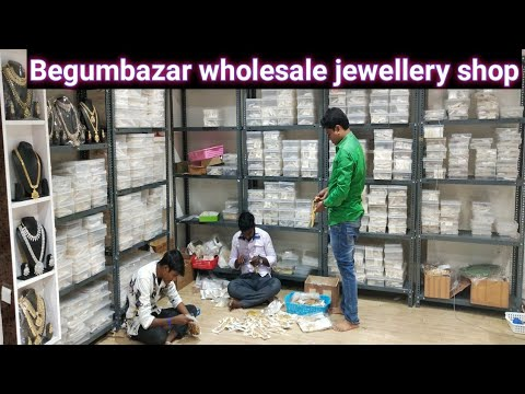 #Begumbazar#jewellery#wholesale  Begumbazar Wholesale Jewellery Shop With Price And Address Location