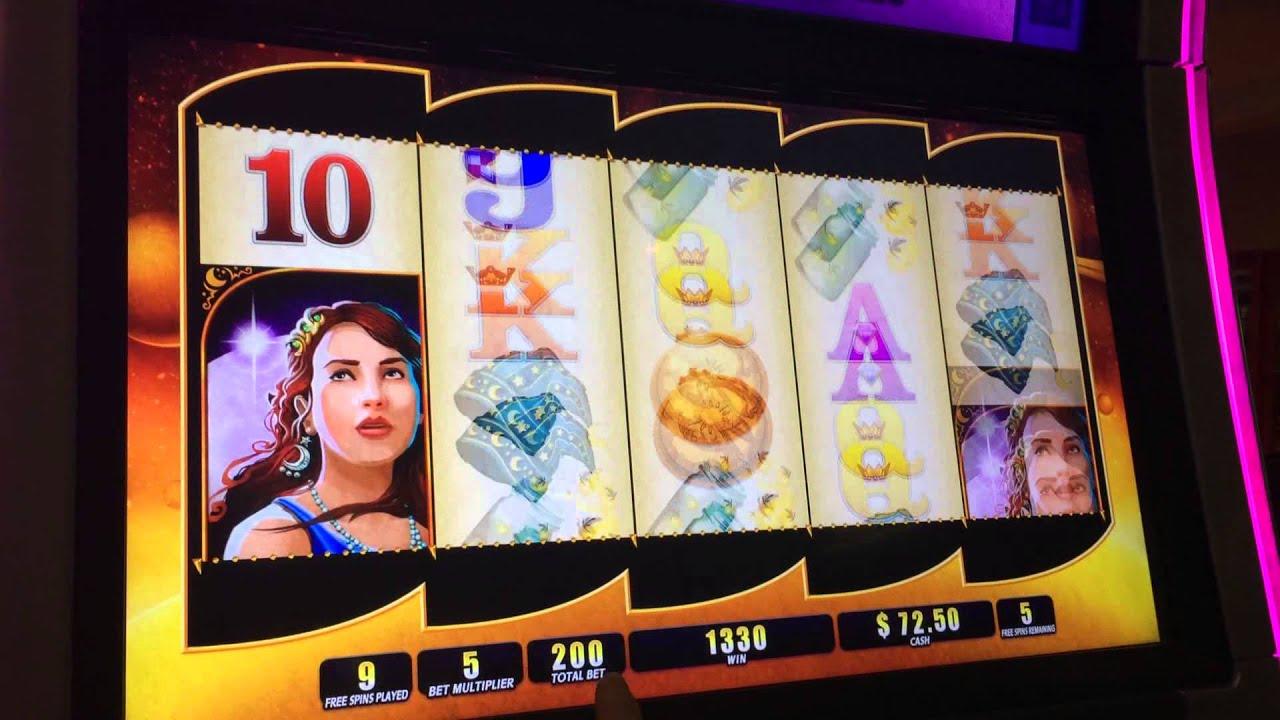 Sea Of Tranquility Slot Machine