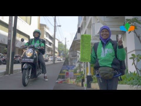 Driving the informal economy with GO-JEK