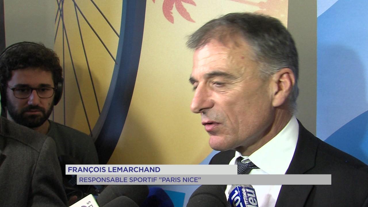 Cyclisme : le Paris Nice s'élancera de Bois d'Arcy