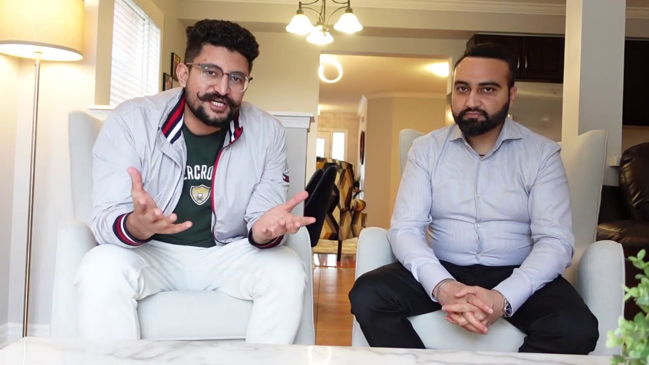 HOW TO BUY A HOUSE IN CANADA 🏠 PUNJABI VLOGGER