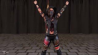 WWE 2K19 - Shaul Guerrero and Melina VS Mercedes Martinez and Ivelisse Velez