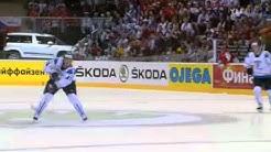 Jääkiekon MM 2011 Suomi - Tanska [FIN - DEN] maalikooste