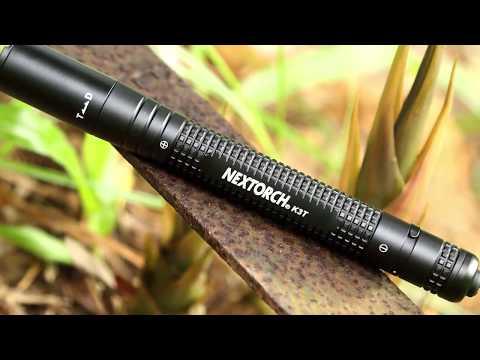 NEXTORCH K3T Tactical Penlight