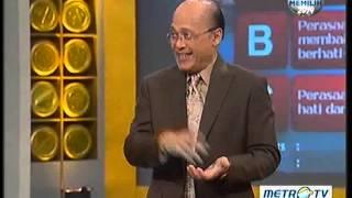 Mario Teguh Golden Ways - Kapok Jatuh Cinta, 03.11.2013