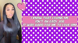 Lehla Samia - Dear MCM (Lyrics)
