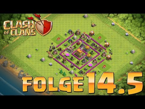 Let's Play CLASH OF CLANS ☆ Folge 14.5