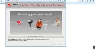 IWSVA Install on VMware vSphere