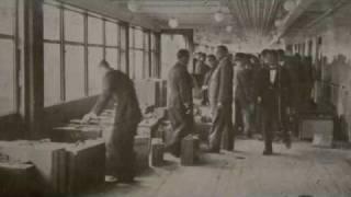 SS PASTEUR 1939 Cie de Navigation Sud Atlantique