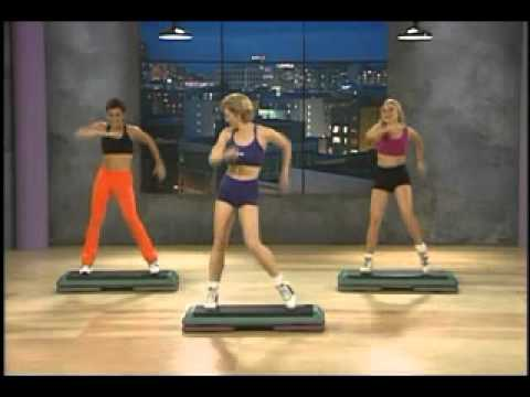 Crunch Fitness   Step and Sweat Bfit 1